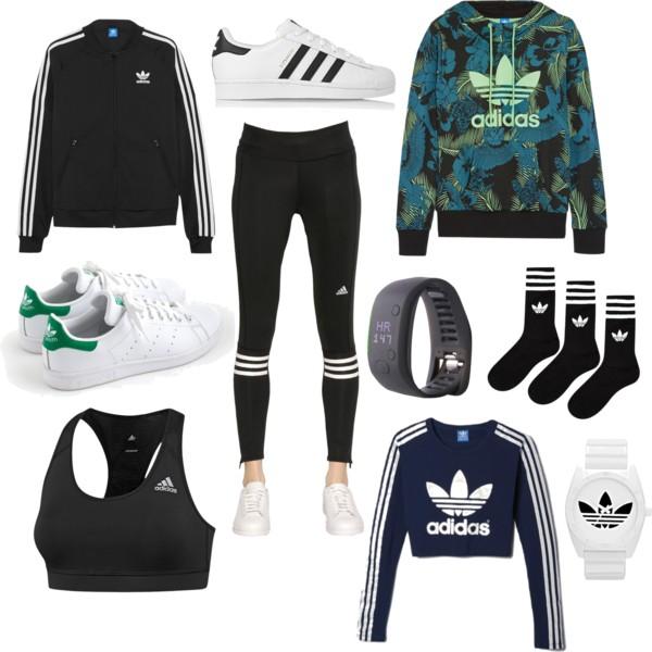All Adidas Everything  b26a52db7564